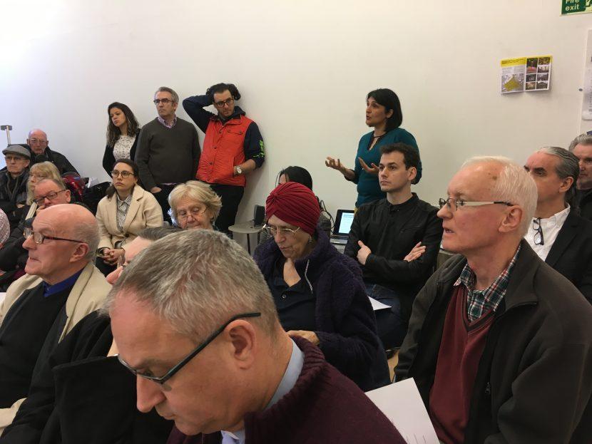 Roman Road Bow Neighbourhood Forum General Meeting 25 March 2017
