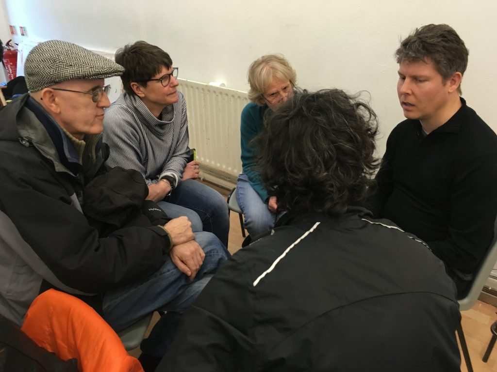 Roman Road Bow Neighbourhood Forum General Meeting 25 March 2017