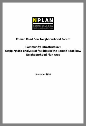 Community Infrastructure Mapping and Analysis
