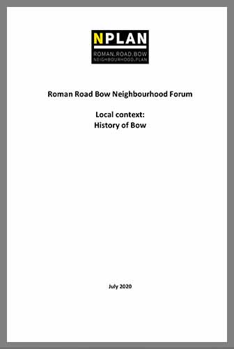 Local Context of History in Bow