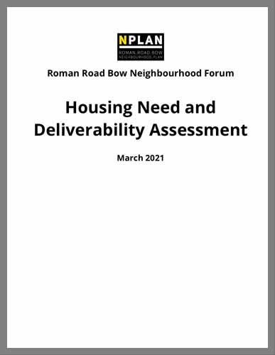 Housing Need and Deliverability Assessment