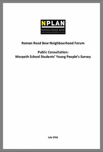 Morpeth School Survey